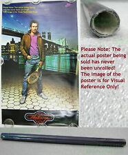 NITF! Old Stock ☆ NIKE Poster ☆ John McEnroe ☆ Brooklyn Bridge ☆ WTC Twin Towers