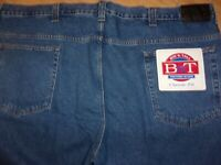 B&T Factory Store Classic Fit Jeans - sizes 38,44,50,52,56 (B247)