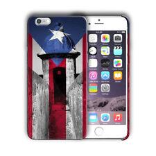 Puerto Rico Flag Boricua iPhone 4S 5S 5c 6S 7 8 X XS Max XR 11 Pro Plus Case n2
