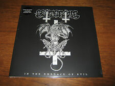 "GROTESQUE ""In the Embrace of Evil"" "" 2 X LP 500X at the gates dismember"