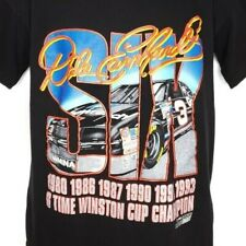 Dale Earnhardt Racing T Shirt Vintage 90s NASCAR 6 Time Champ Made In USA Medium