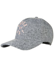 Superdry Womens  Luxe Grindle Cap GREY *SAME DAY DISPATCH*