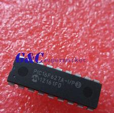 2PCS PIC16F627A-I/P Flash DIP18 20MHz Microchip NEW GOOD QUALITY