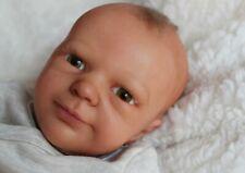 Reborn Doll ~ AA/Ethnic/Biracial Baby Girl Aspen Awake by Realborn
