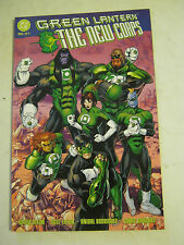 1999 DC Comics Green Lantern, The New Corps, book 1 of 2 <NM> (JB-6)