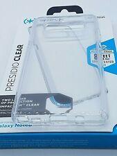 SpecK Presidio Stay Clear Case - Samsung Galaxy Note 8 w/S8 Gadget Screen Guard