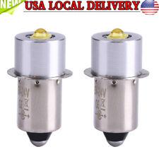 2PCS 5W LED Flashlight Replacement Bulbs Light Lamp Torch 6V 12V 18V 24V Lantern