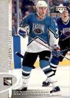 1996-97 Upper Deck Brian Leetch #300