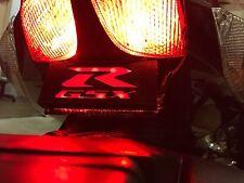 06 07 08 09 10 Suzuki GSXR 600 750 1000 Led Logo Brake Light Taillight Custom