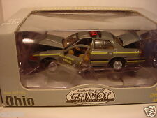 Ohio Highway Patrol Police Trooper 99 Ford GearBox Mib