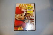 Alvin and the Chipmunks: The Squeakquel (DVD, 2010, Widescreen) New