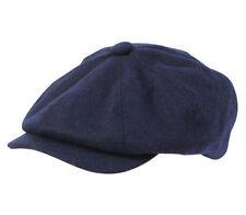 Unbranded Solid Newsboy Cap Hats for Men