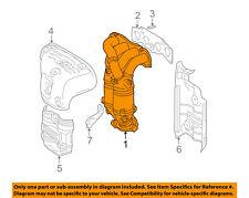 TOYOTA OEM 01-03 RAV4 2.0L-L4-Exhaust Manifold 2505128260