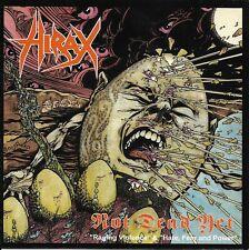 HIRAX-NOT DEAD YET + 1-CD-thrashcore-thrash-phantasm-dri-sod-cryptic slaughter
