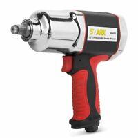 "Professional 1/2"" 700lb Composite Air Impact Wrench Compressor Gun Tire DIY Tool"