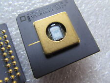 MG5C180-90/B INTEL Mil Spec CPU 68-Pin Ceramic Gold Collectible VINTAGE-IC / CPU