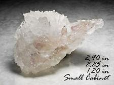 Quarzo Ventola Cluster Brasile Minerali Cristalli Gems-Scb