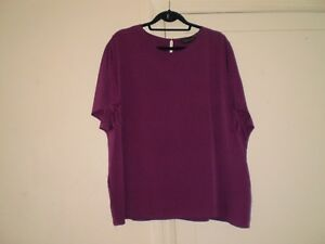 "Blouse""Dorothy Perkins""Purple Colour Size: 20 ( UK ) Eur 48 New With Tags"