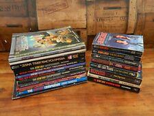 More details for star trek book bundle star fleet technical manual novels guides