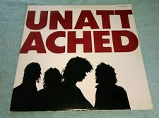 Unattached 6 Song Self Titled Mini LP Throbbing Lobster Rare Brookline MA