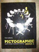 LIJKLEMA - PICTOGRAPHIC INDEX 1 - DESIGN ILLUSTRATION LETTERING - ANNO:2009 (GK)