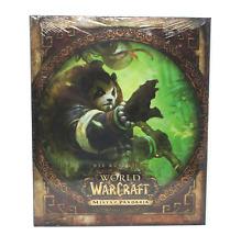 WOW Die Kunst von World of Warcraft Mists of Pandaria Artbook Kunstbuch NEU / DE