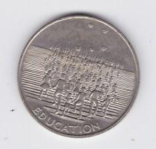 1788-1988 Australian Bicentenary Education Medallion student school  Q-806