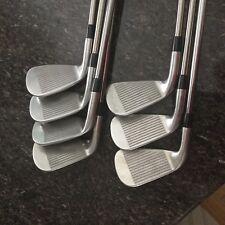 Titleist Golf Clubs Ap1 716 5-Pw, Aw, Iron Set Senior Graphite Upgraded Shaft
