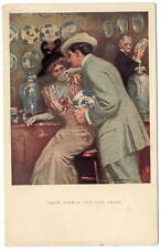Underwood Art Postcard Lovers, Their Search For Old China~105686