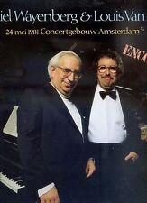 DANIEL WAYENBERG  & LOUIS VAN DIJK encore CONCERTGEBOUW 1981 EX+ LP