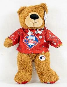 Philadelphia Phillies Licensed MLB Good Stuff Plush Teddy Bear