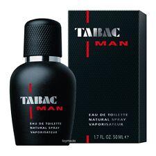TABAC MAN Eau de Toilette Natural Spray Vaporisator EdT 50ml für Herren 1.7floz
