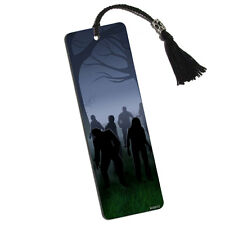Rise of the Zombie Horde Printed Bookmark with Tassel