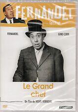 """DVD """"LE GRAND CHEF""""  GINO CERVI   FERNANDEL  neuf sous blister"""