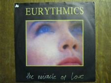 EURYTHMICS 45 TOURS GERMANY THE MIRACLE OF LOVE