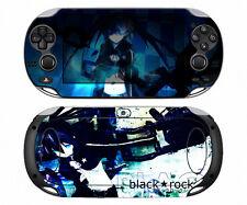 Black Rock 213 Vinyl Decal Skin Sticker for Sony PlayStation PS Vita PSV