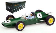 Spark 18S230 Lotus 24 ganador del trofeo lombank Snetterton 1962 Jim Clark escala 1/18