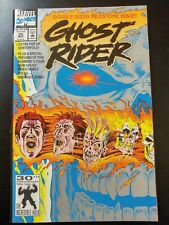 ⭐️ GHOST RIDER #25 (vol 2) (1992 MARVEL Comics) FN Book