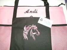 Horse Head Personalized Tote Bag Pet Mom  Personalized Horse Mom Horse Lover