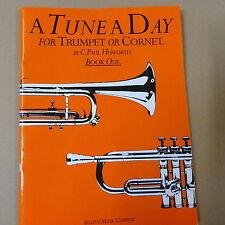 trumpet A TUNE A DAY Book 1, C. Paul Herfurth