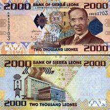 Sierra Leone - 2000 Leones 2010 Fds - UNC