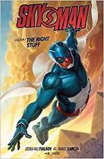 Skyman, Manuel Garcia, Joshua Hale Fialkov, Excellent Book