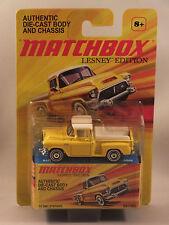 Matchbox Lesney Edition 2011 '57 GMC Stepside  MOC