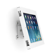 armourdog® wall mounted secure tablet stand for iPad Air 1/2 & Pro 9.7 in white