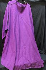 gotisches Messgewand sakral vestment violett Kirchengewand