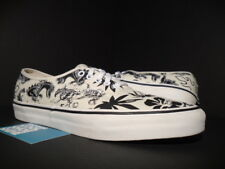 VANS AUTHENTIC 50TH ANNIVERSARY FRIENDS & FAMILY STEVE VAN DOREN WHITE BLACK 11