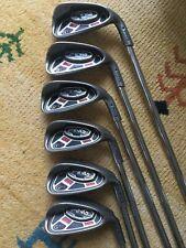 Ping G15 Eisensatz 5-PW Blue Dot inkl. neuer Golf Pride Griffe (5-9) midsize
