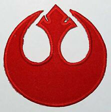 STAR WARS REBEL LOGO IRON-ON PATCH