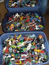 2 lbs. LEGO Bionicle & Hero Factory Parts & Pieces Large Bulk Pound Lot **