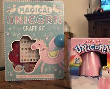 Magical Unicorn Craft Kit + Growing Unicorn